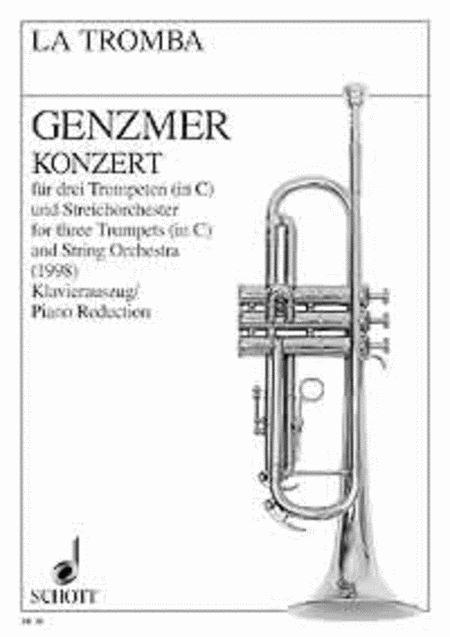 Concerto GeWV 180