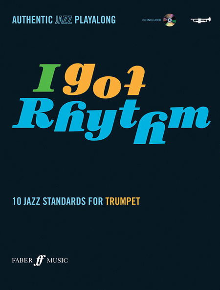 Hampton A /I Got Rhythm/Book & CD/Trmpt