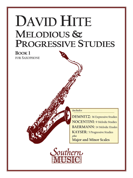 Melodious and Progressive Studies, Book 1