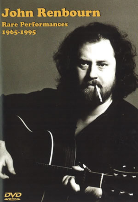 John Renbourn Rare Performances 1965-1995