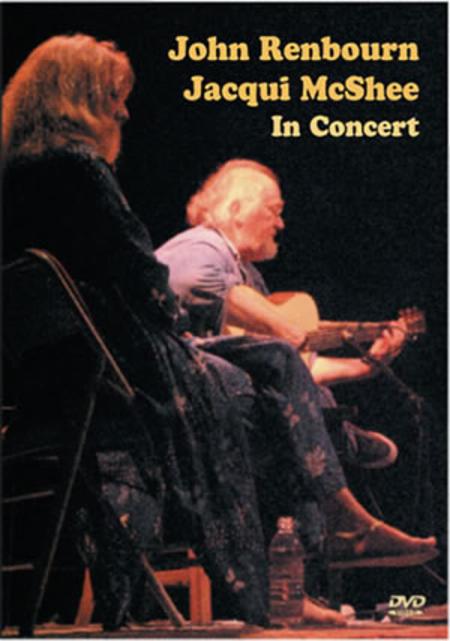 John Renbourn & Jacqui McShee In Concert