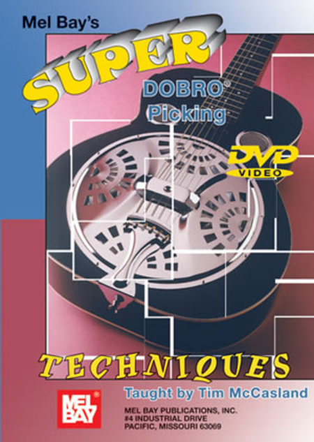 Super Dobro Picking Techniques