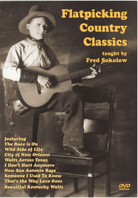 Flatpicking Country Classics