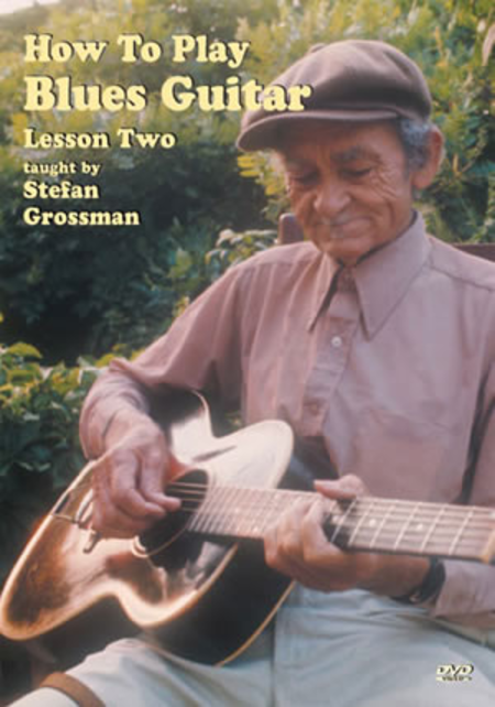 How to Play Blues Guitar, Volume 2