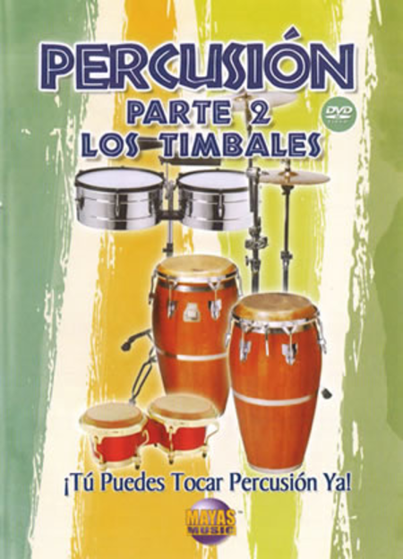 Percusion Vol. 2, Spanish Only