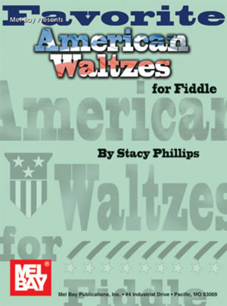 Favorite American Waltzes for Fiddle