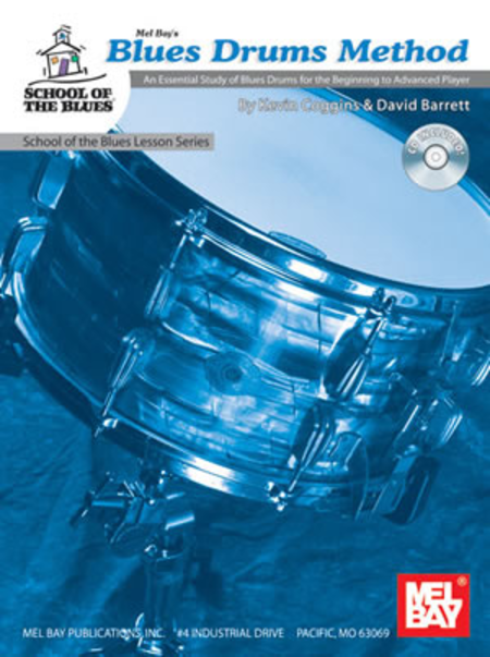 Blues Drums Method