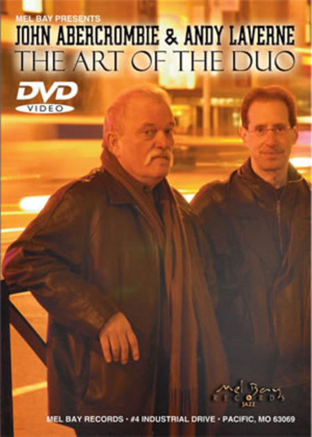 John Abercrombie & Andy Laverne - The Art of the Duo