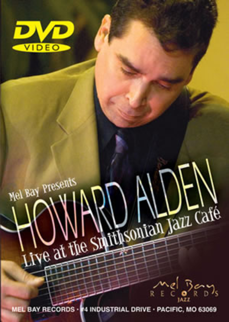 Howard Alden Live at the Smithsonian Jazz Cafe
