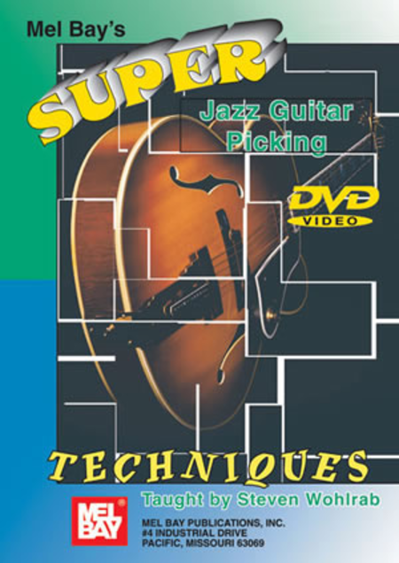 Super Jazz Guitar Picking Techniques