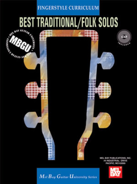 MBGU Fingerstyle Curriculum: Best Traditional Folk Solos