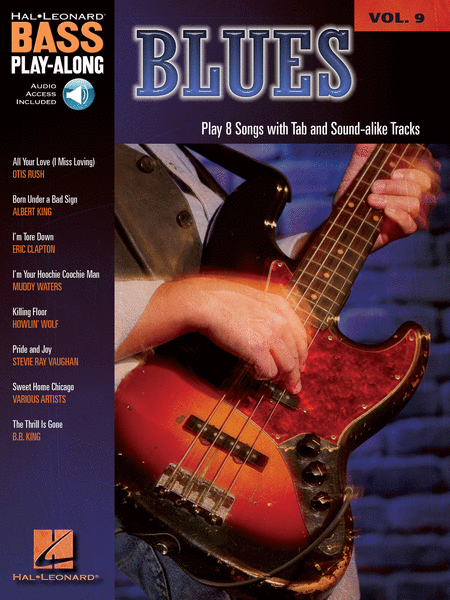 Blues Bass Play-Along