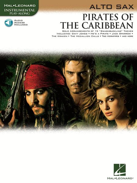Pirates of the Caribbean (Alto Sax)
