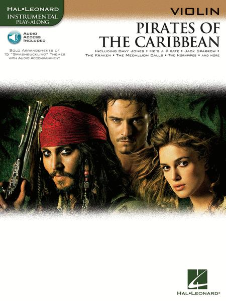 Pirates of the Caribbean (Violin)