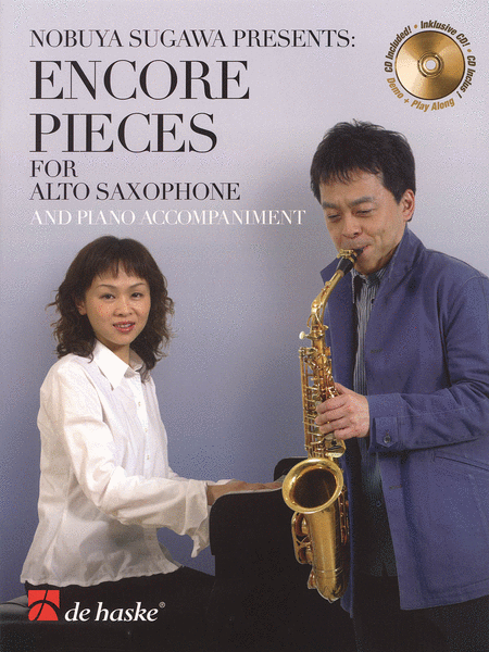 Encore Pieces for Alto Saxophone and Piano Accompaniment