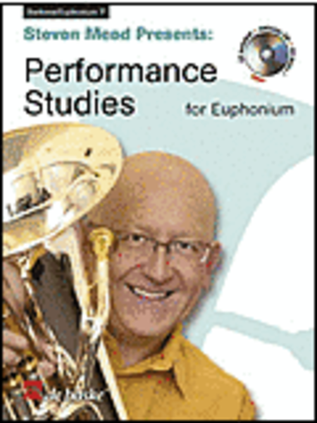 Steven Mead Presents Performance Studies for Euphonium BC