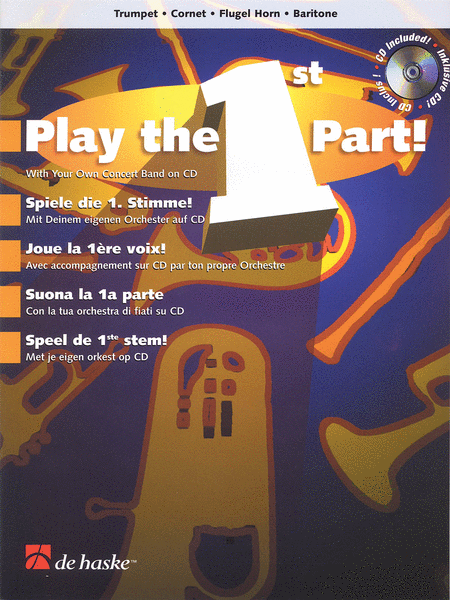Play the 1st Part! - Trumpet/Cornet/Flugel Horn/Baritone