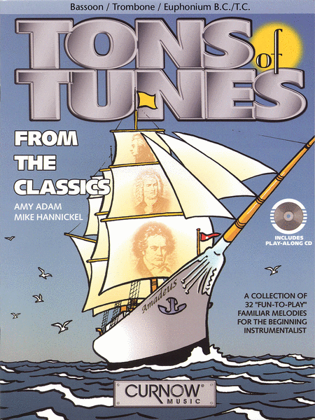 Tons of Tunes from the Classics (Bassoon/Trombone/Eupnoium B.C./T.C.)