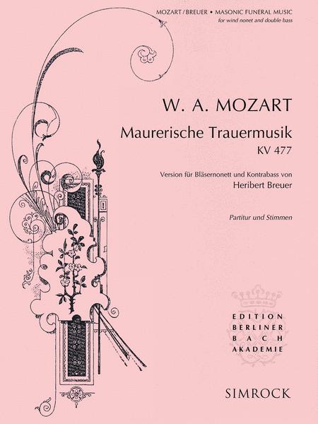 Maurerische Trauermusik, K. 477