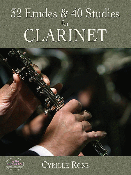 32 Etudes & 40 Studies for Clarinet