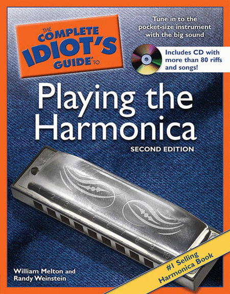 Complete Idiot's Guide to Playing Harmonica