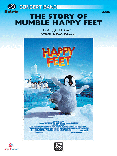 The Story of Mumble Happy Feet