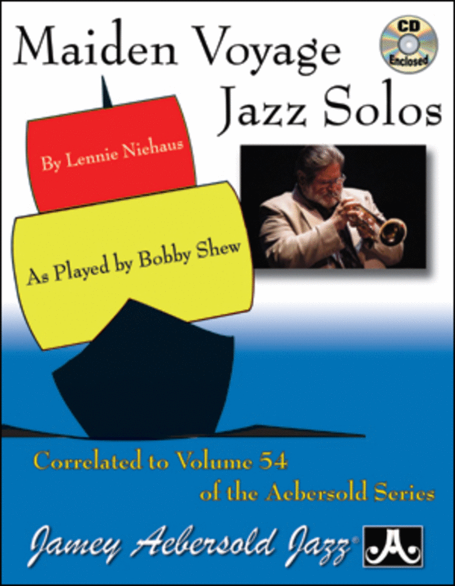 Vol. 54 Maiden Voyage Trumpet Solos