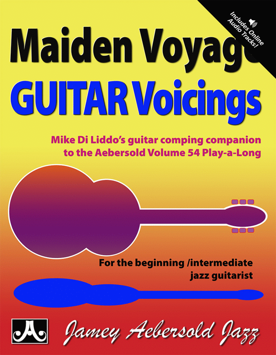 Vol. 54 Maiden Voyage Guitar Voicings