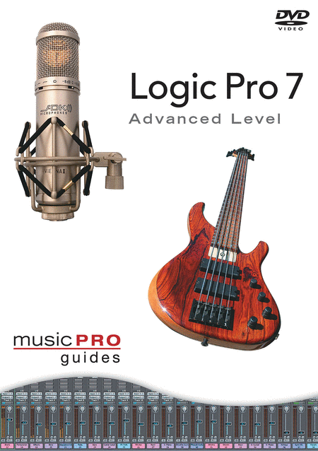 Logic Pro 7 - Advanced Level