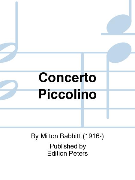 Concerto Piccolino