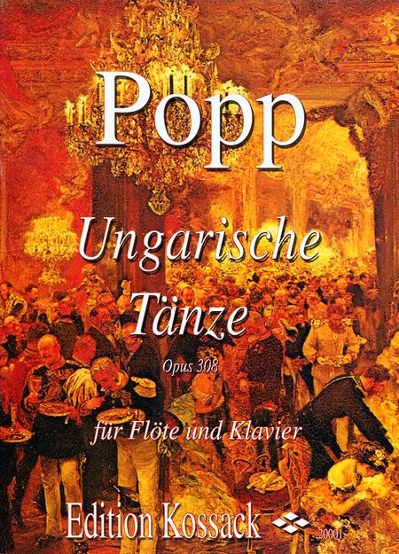 Hungarian Dances Op. 308