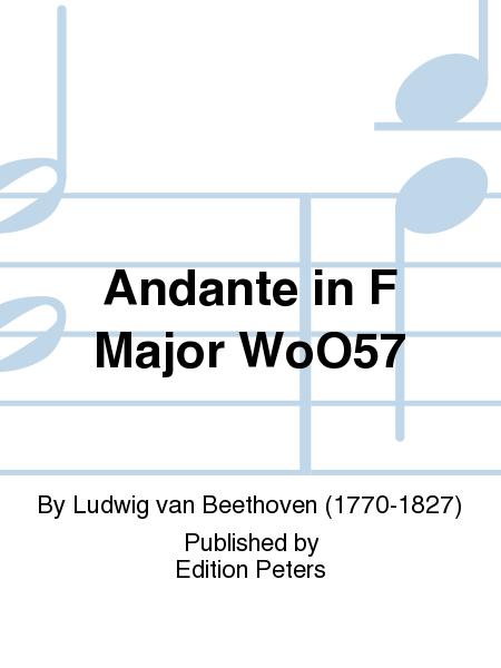 Andante in F Major WoO57