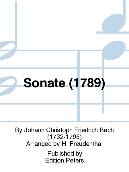 Sonate (1789)