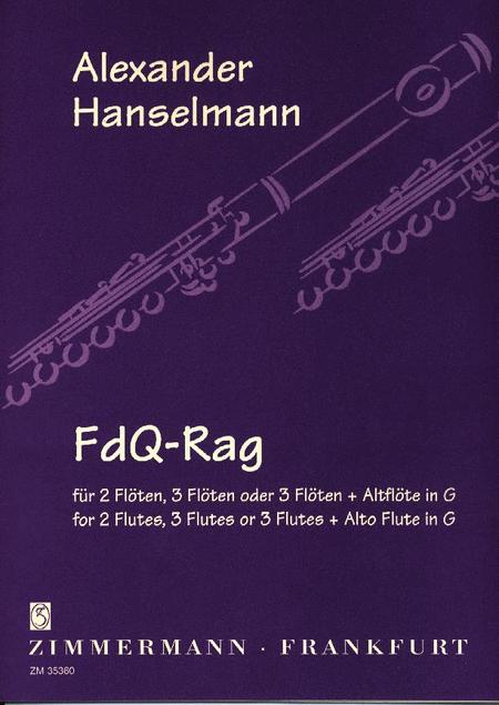 FdQ Rag for Flutes