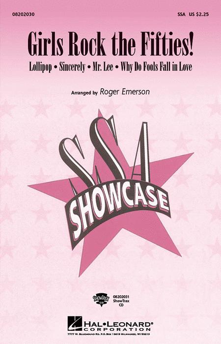 Girls Rock the Fifties! - ShowTrax CD