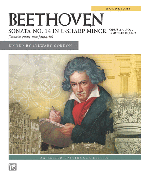 Sonata No. 14 in C-sharp Minor, Op. 27, No. 2