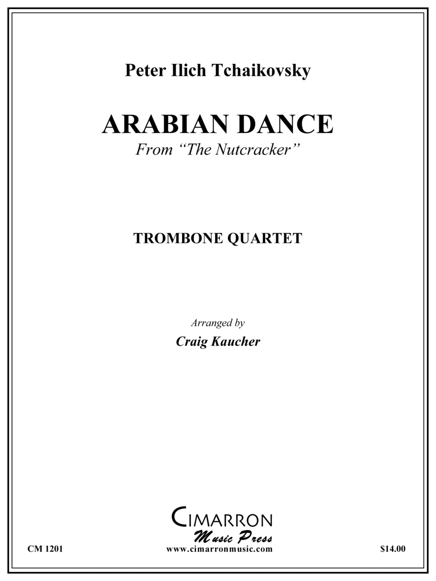 Arabian Dance, from The Nutcracker