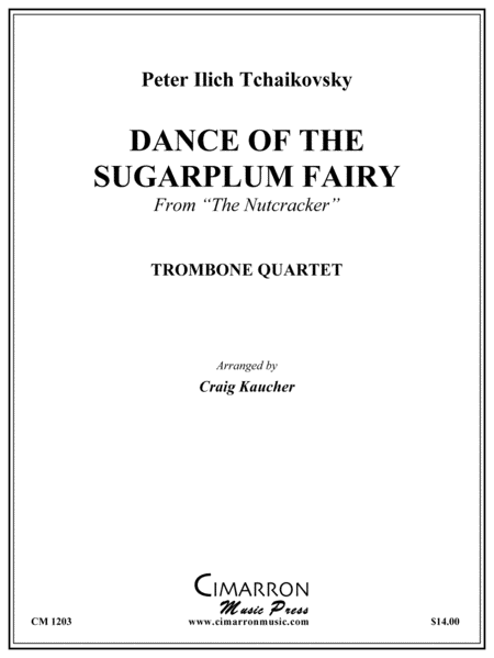 Dance of the Sugarplum Fairy, from The Nutcracker