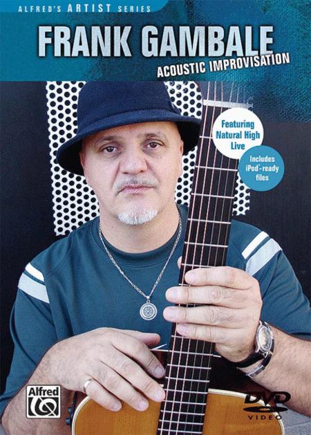 Frank Gambale -- Acoustic Improvisation