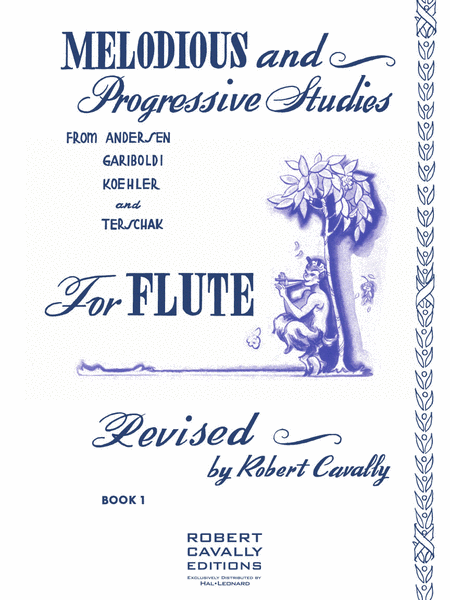 Melodious and Progressive Studies Book 1