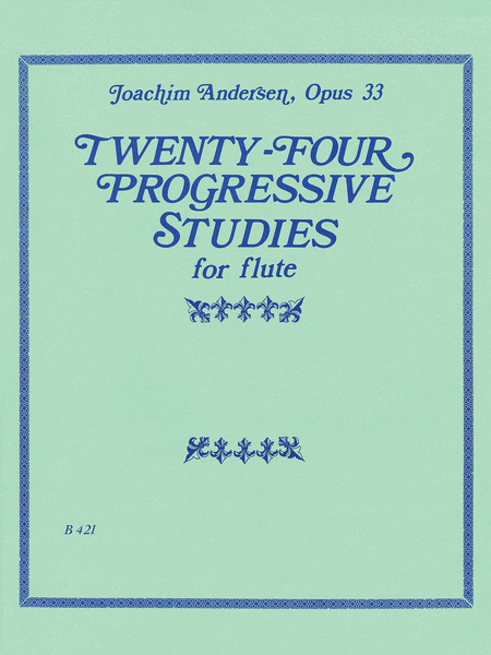 24 Progressive Studies, Op. 33