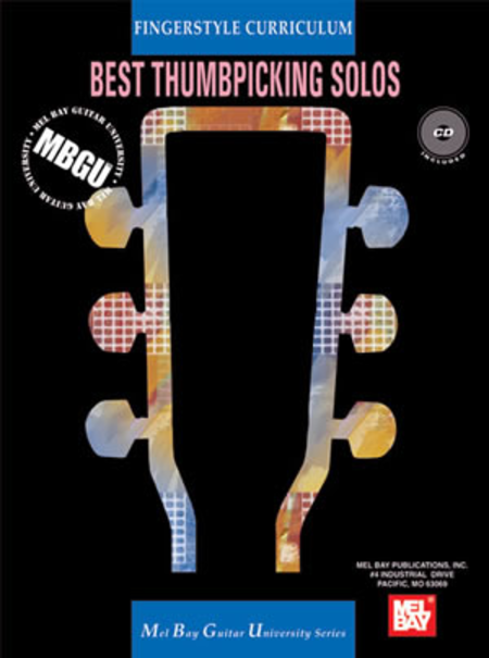 MBGU Fingerstyle Curriculum: Best Thumbpicking Solos