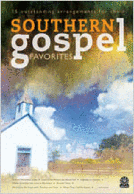 Southern Gospel Favorites (Split-Channel Accompaniment CD)