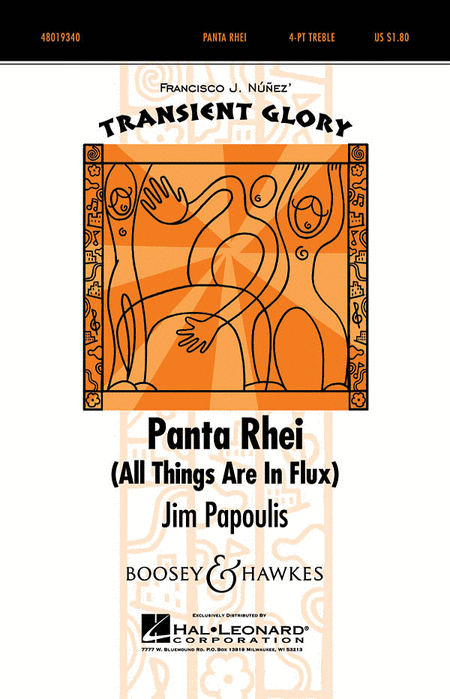 Panta Rhei (All Things Are in Flux)