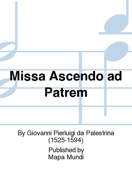 Missa Ascendo ad Patrem