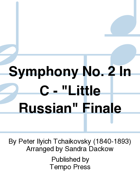 Symphony No. 2 In C -