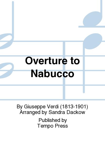 Overture to Nabucco