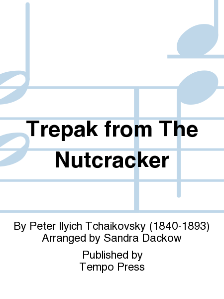 Trepak from The Nutcracker