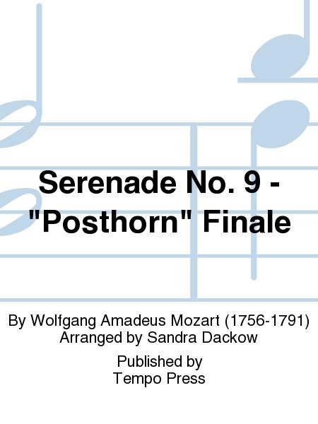 Serenade No. 9 -