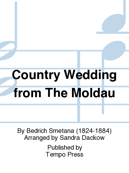Country Wedding from The Moldau